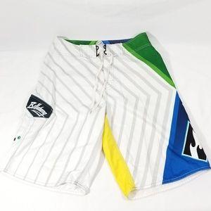 Mens Billabong Shorts (32) Board Shorts Andy Irons